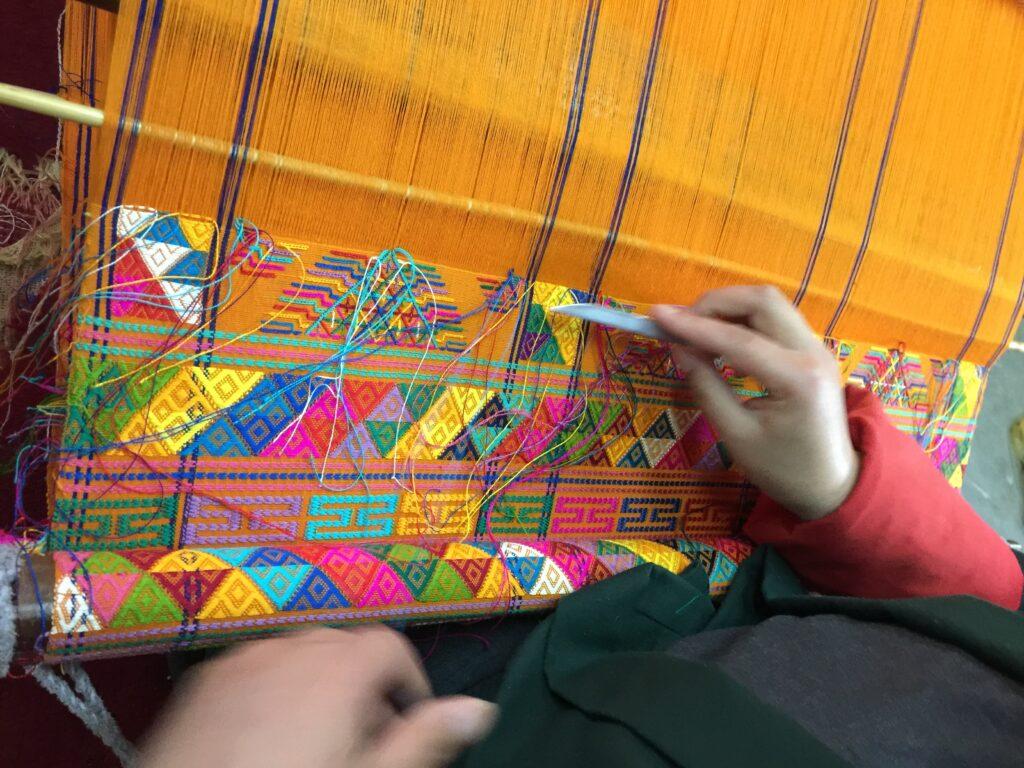 Weaving Klasse1