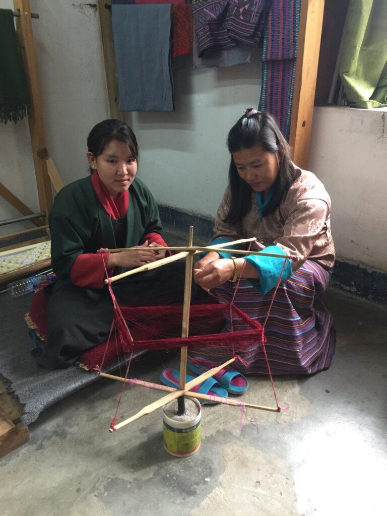 Weaving Klasse2