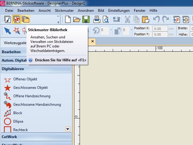 Datei- Bibliothek
