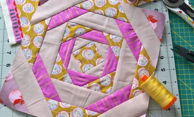 pineapple block traditional3