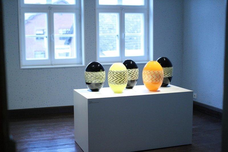 Ausstellung Jaako Liikanen und Joonas Laakso im LWL-Industriemuseum Glashütte Gernheim Foto: Alex Lehn, freundlicherweise vom Museum zur Verfügung gestellt