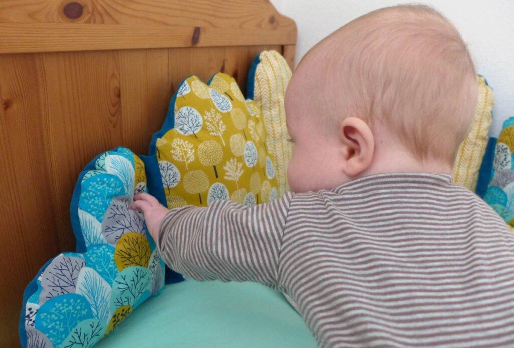 Babybettumrandung Bild3