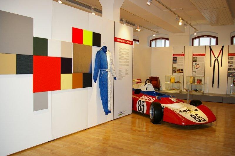 Blick in die Ausstellung Foto freundlicherweise vom Museum zur Verfügung gestellt