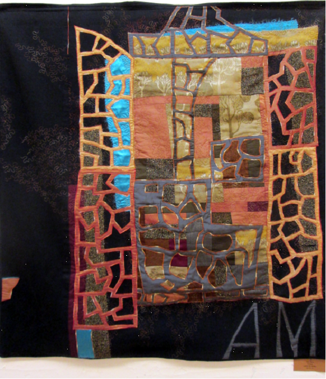 Aina Muze: Window at Night