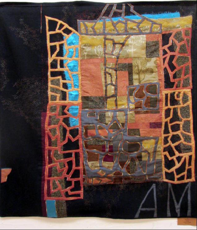 Aina Muze: Window at Night