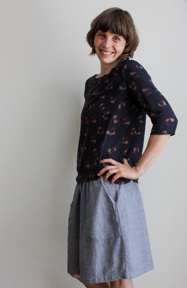 blouse cezembre