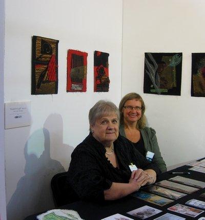 Festival of Quilts, Birmingham 2012