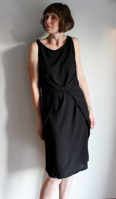 kielo wrap dress named