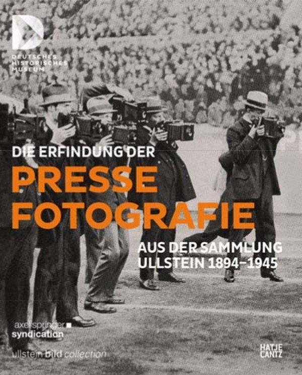 Katalog Fotografen am Zieleinlauf, 1922 © ullstein bild
