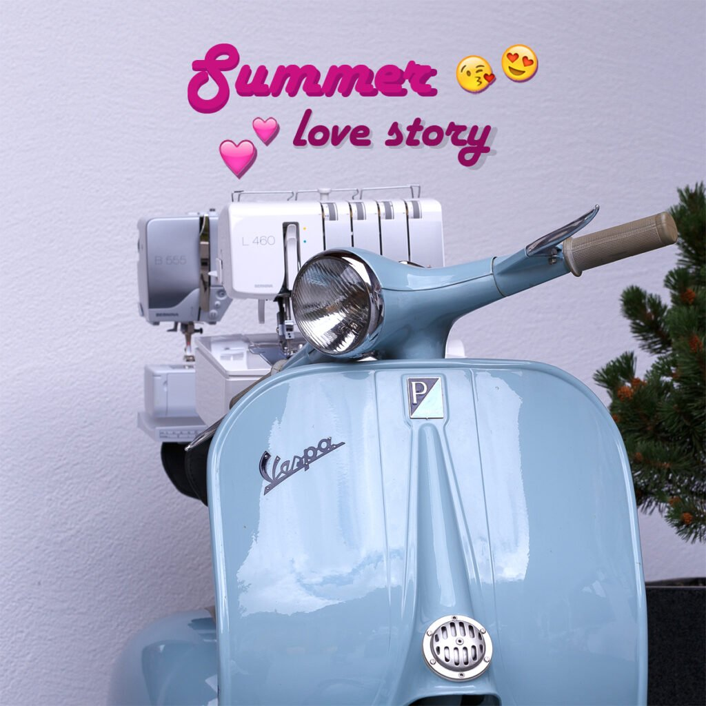 BERNINA Summerlove Story
