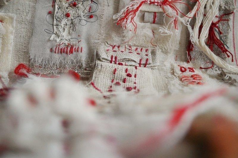 Gabi Mett: Amulette 2, Detail Foto: Gabi Mett, freundlicherweise von der Künstlerin zur Verfügung gestellt