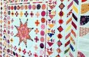 Quiltmanufaktur BERNINA  Medaillon Quilt - Blogbeitrag Quilting
