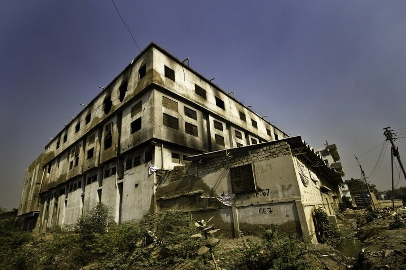 The Factory Inferno, 2012 Photocredit: Naila Mahmood, Foto freundlicherweise vom tim zur Verfügung gestellt
