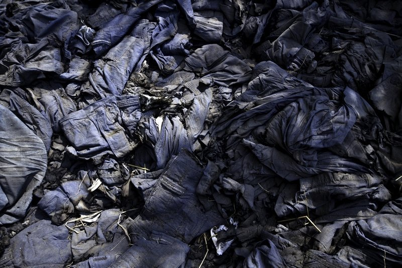 Twisted Death, 2012 Photocredit: Naila Mahmood, Foto freundlicherweise vom tim zur Verfügung gestellt