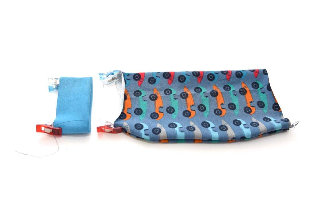 Freebook Wooopsbux Kinderhose mit Stulpen nähen