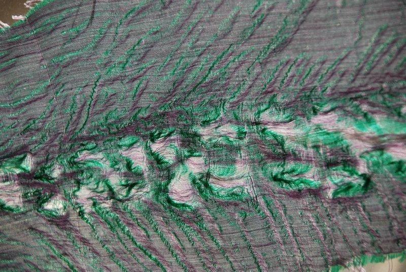 Nancy van Dijk: Rückgrat, Detail Foto freundlicherweise von der Galerie zur Verfügung gestellt