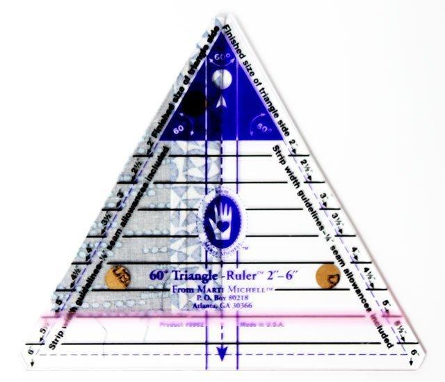 Bernina Triangle QAL, 3. Block