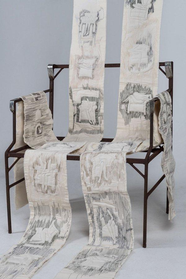 Birgit Reinken: Sitzen 2 Foto Michael C. Möller, freundlicherweise vom Museum zur Verfügung gestellt