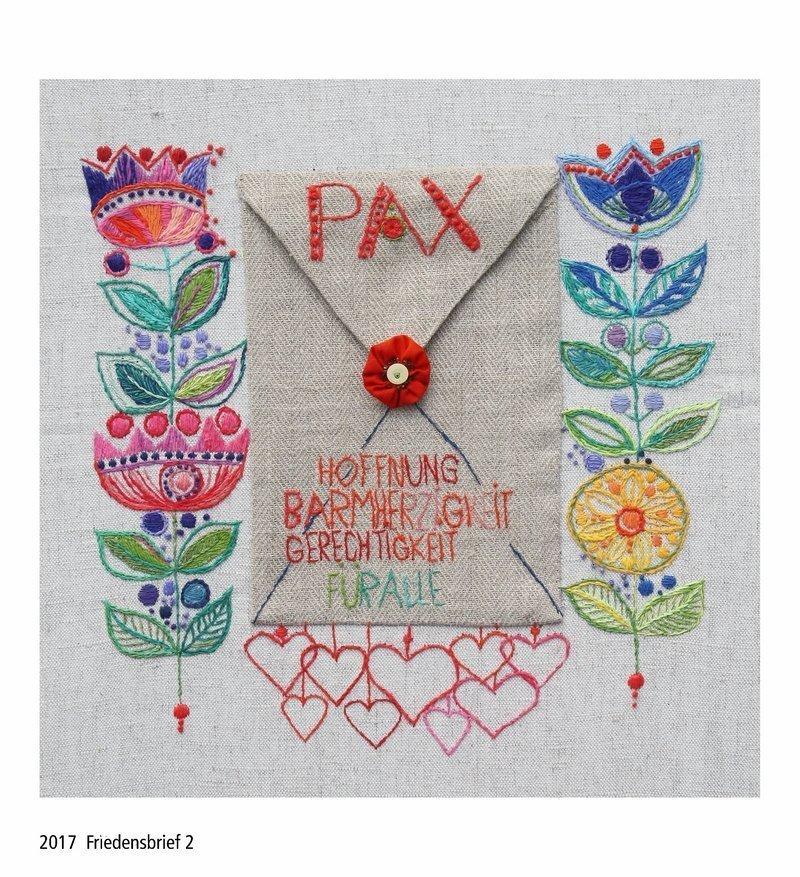 Friedensbrief 2 Foto freundlicherweise vom Veranstalter zur Verfügung gestellt