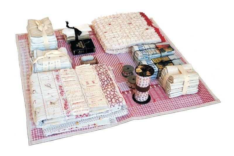 Gabi Mett: Das magische Quadrat Foto freundlicherweise vom Museum zur Verfügung gestellt