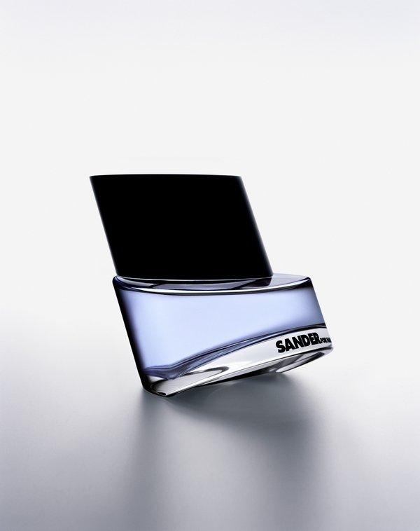 Jil Sander Kosmetikkampagne: Sander for Men, 1999 © Raymond Meier Foto freundlicherweise vom Museum zur Verfügung gestellt