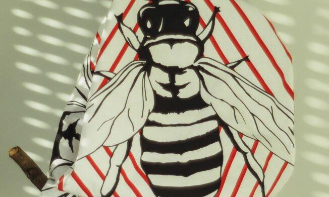 Einkaufen mit Käfer