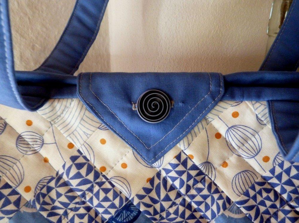 Tasche mit Seminolemuster