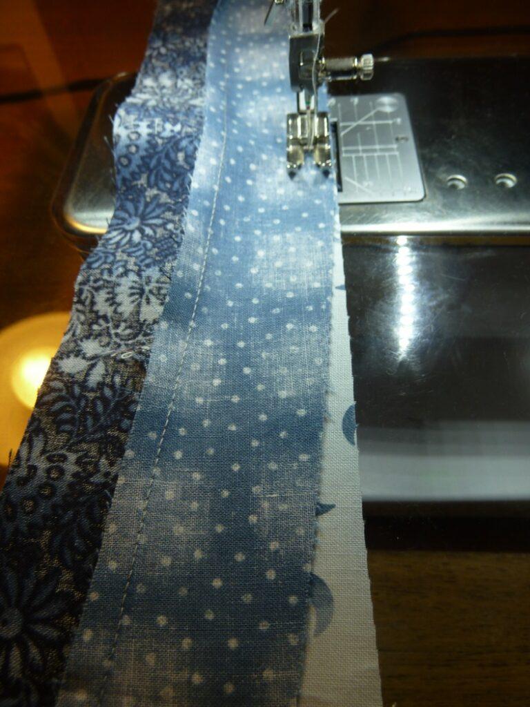 Patchworken für Anfänger: erste Muster,Stoffmengen berechnen,richtig bügeln