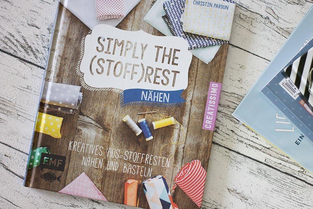 """Simply the (Stoff)Rest: Nähen"" von Christin Pardun"
