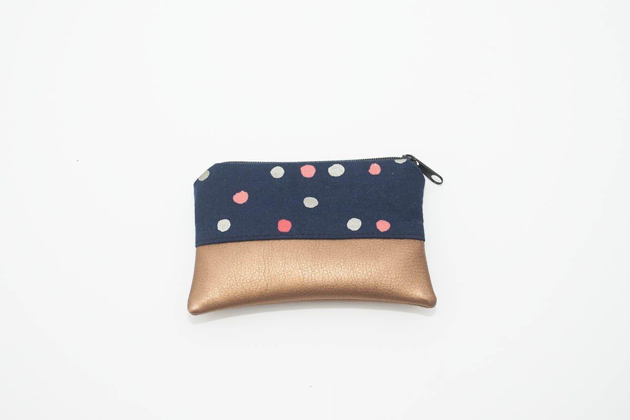 Nähanleitung: Mini-Portemonnaie nähen » BERNINA Blog