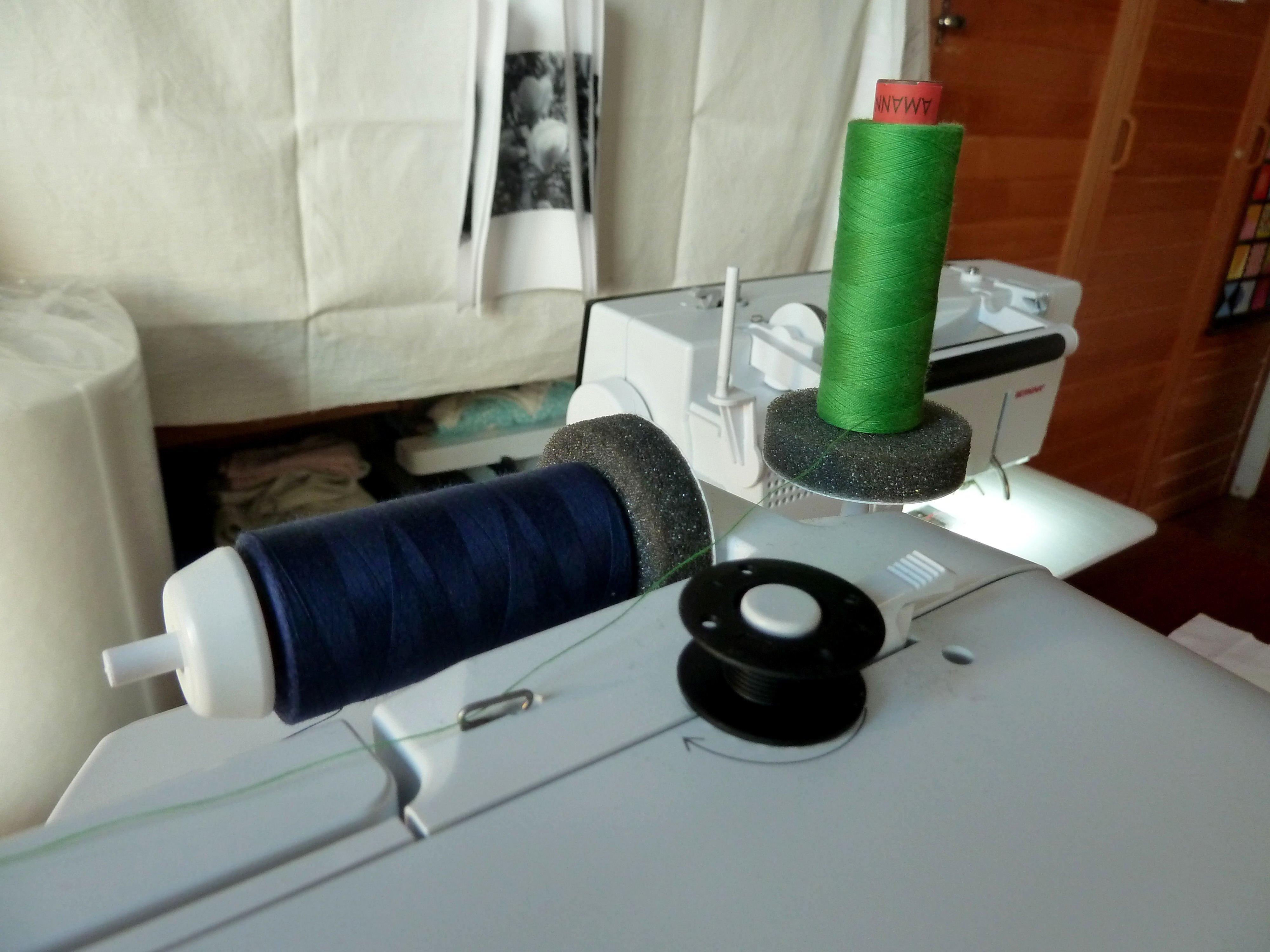mit der zwillingsnadel n hen sticken und quilten bernina blog. Black Bedroom Furniture Sets. Home Design Ideas