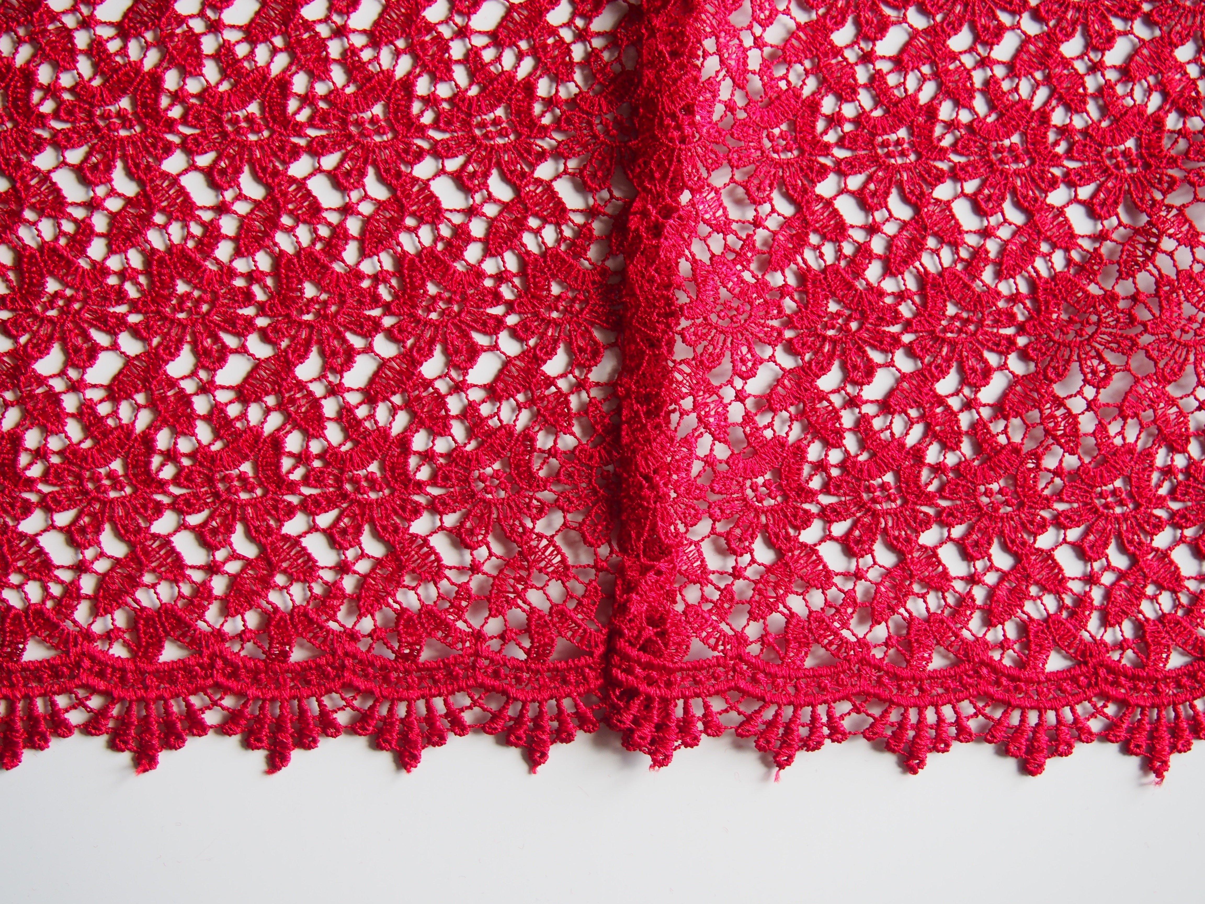 Magnificent Nähen Spitzen Muster Image - Decke Stricken Muster ...