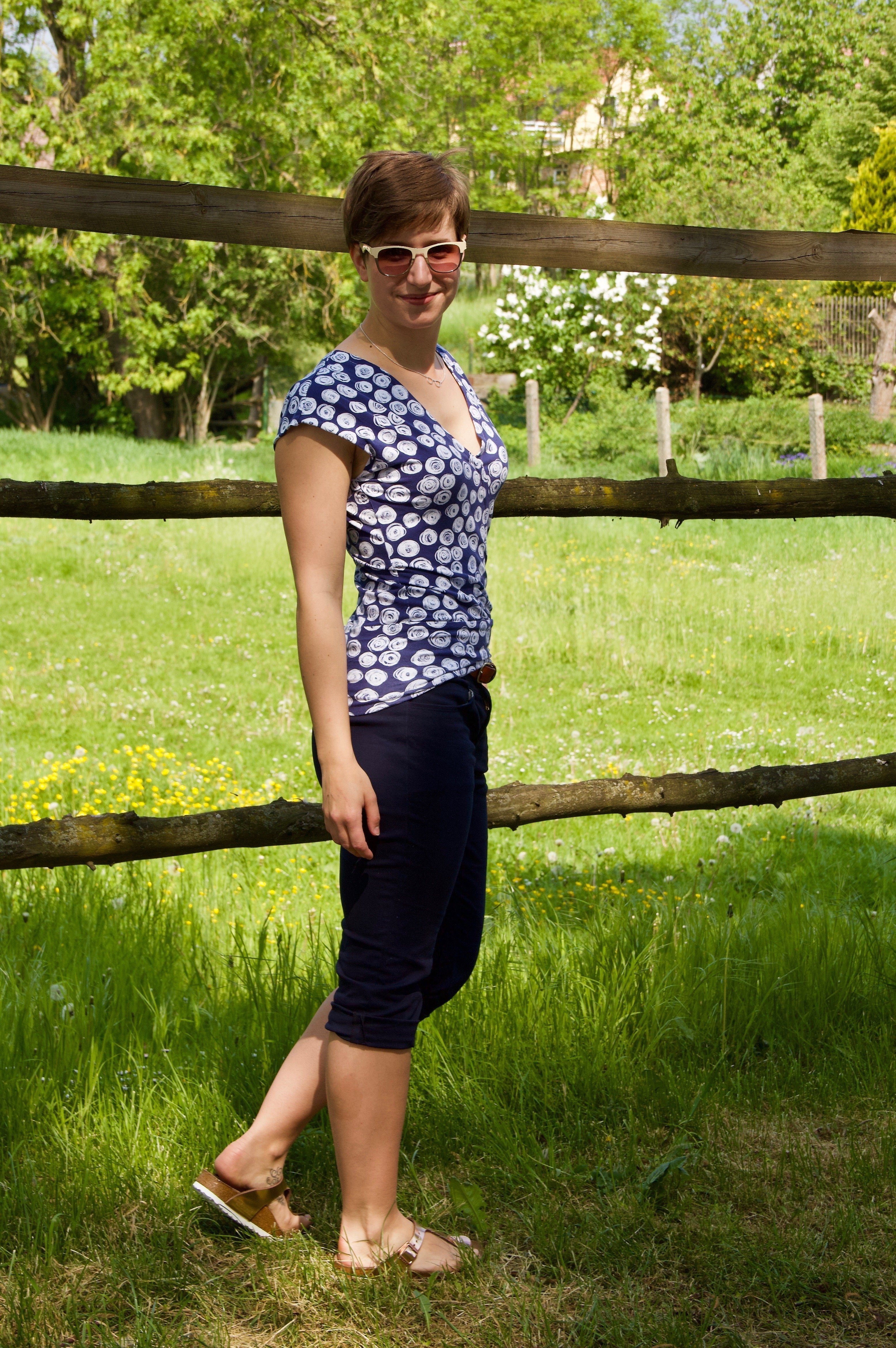 Jeans: 3 Schnittmuster - 3 Materialien » BERNINA Blog