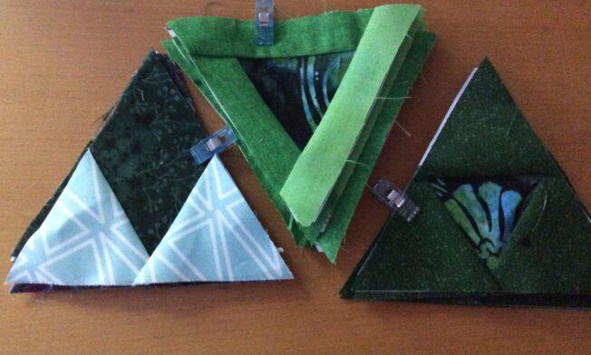 Dreieck 5-7