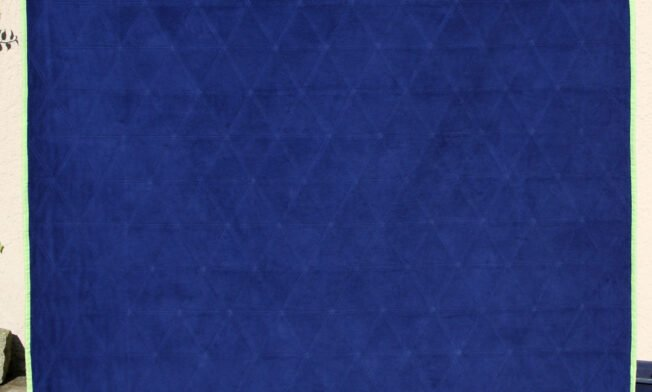 Blaustern_Triangle Quilt_2