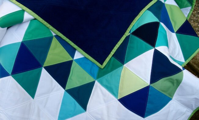 Blaustern_Triangle Quilt_3