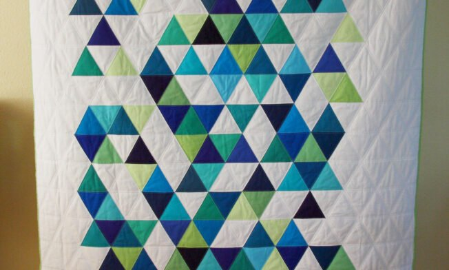 Blaustern_Triangle Quilt_4