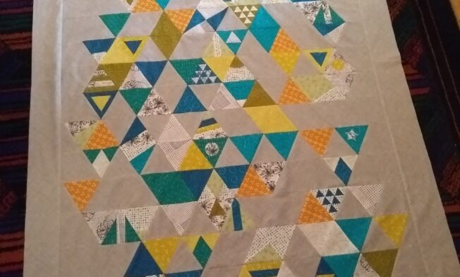 Triangle_Quilt-Top
