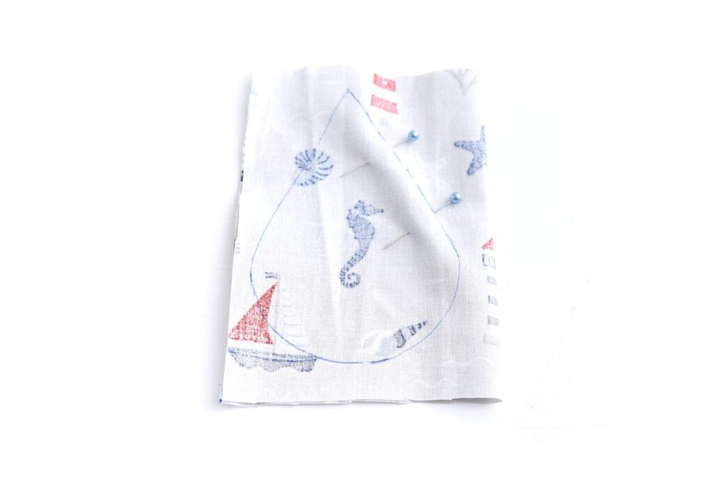 Maritime Babygeschenke - Freebook Mobile Wolke