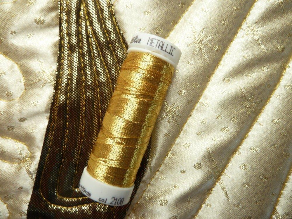 Die Prinzessin auf der Goldenen BERNINA Spule