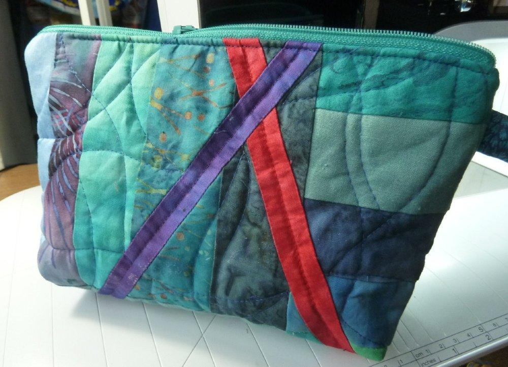 Patchworktaschen und Sets nähen
