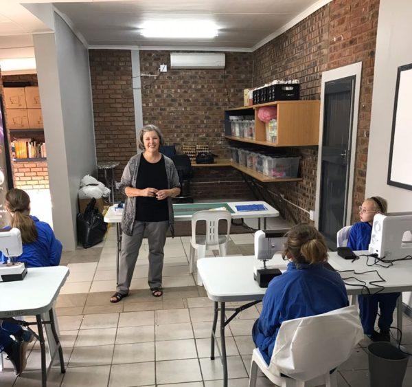 Susan Loots, Ausbildungsleiterin