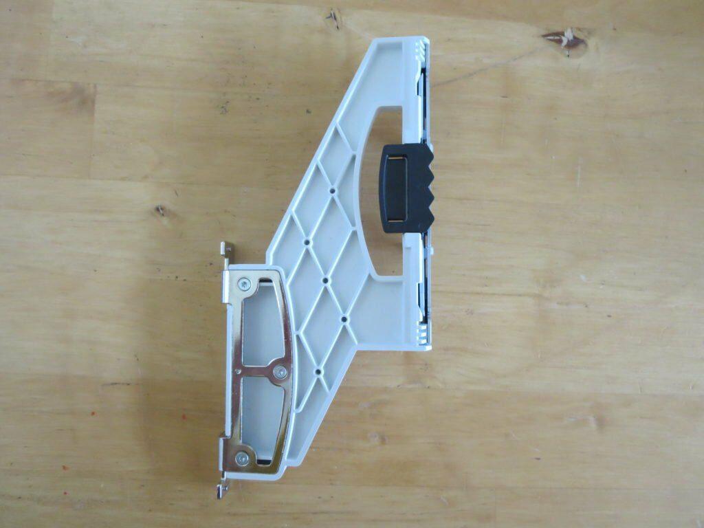 Stickrahmenadapter mit Codierung