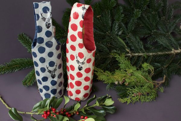 Häufig Nähen für Weihnachten und Advent: Geschenkideen zum selber Nähen NK02