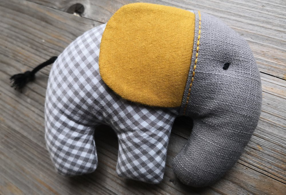 Der fertige Elefant