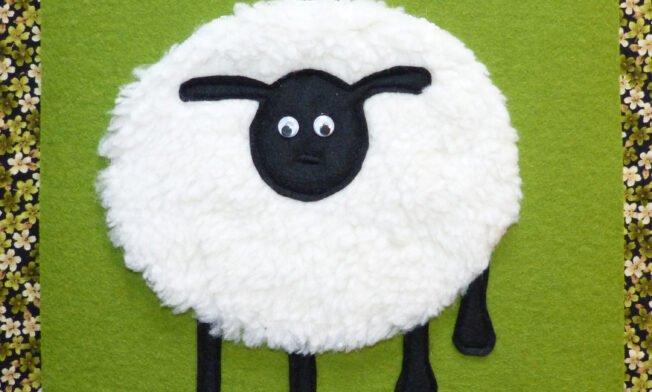 Fühlbuch Schaf