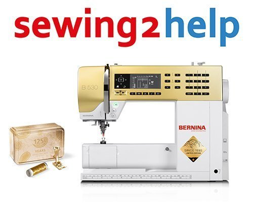 BERNINA Limited Gold Edition