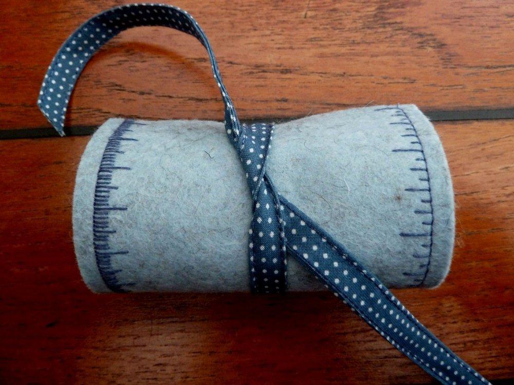 Zentimetermaßband sticken