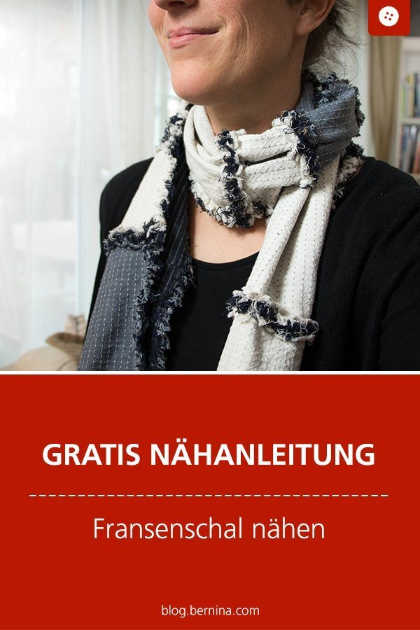Kostenlose Nähanleitung : Fransenschal nähen #schal #nähenfürmich #nähenfürfrauen #patchwork #nähenmachtglücklich #nähen #tutorial #freebook #freebie #kostenlos #nähanleitung #diy #bernina #sewing