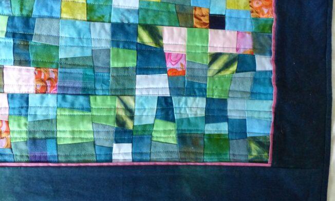 Quilts Ausschnitt